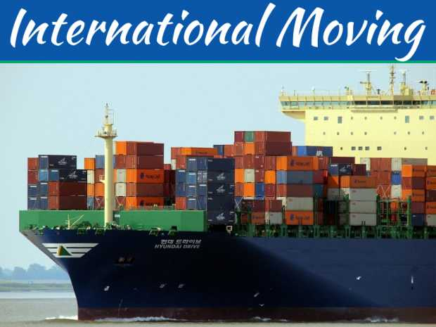 The Step-By-Step Guide To International Moving