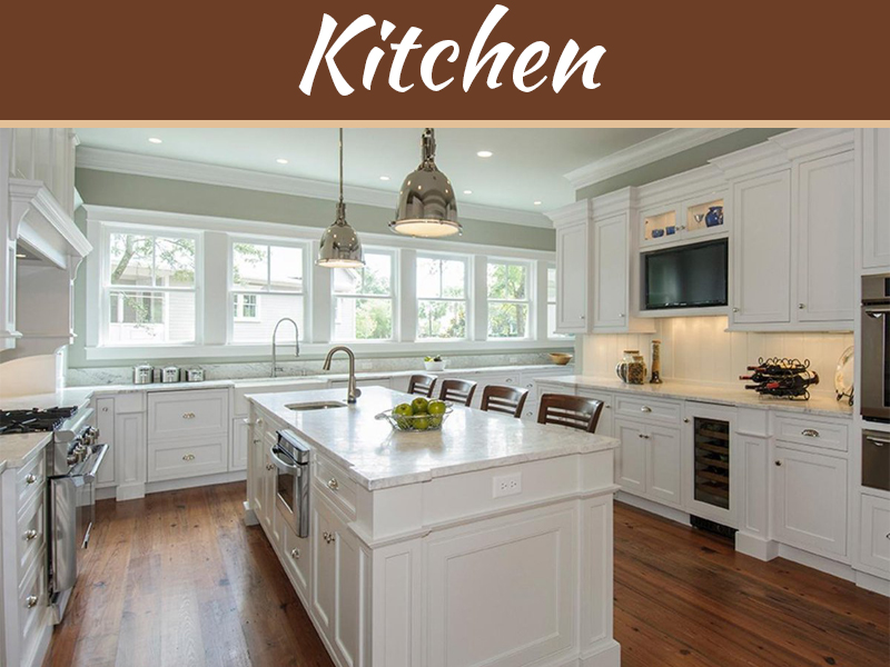 Paint My Kitchen With White Cabinets, What Color To Paint My Kitchen Cabinets