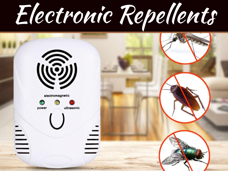 Why Electronic Repellents Beat Pesticides
