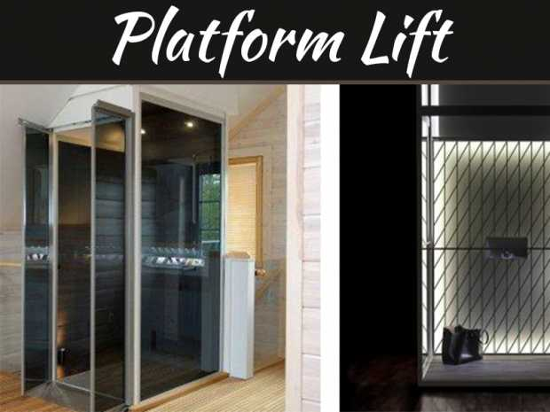 Why You Should Install A Platform Lift In Your Home Or Business