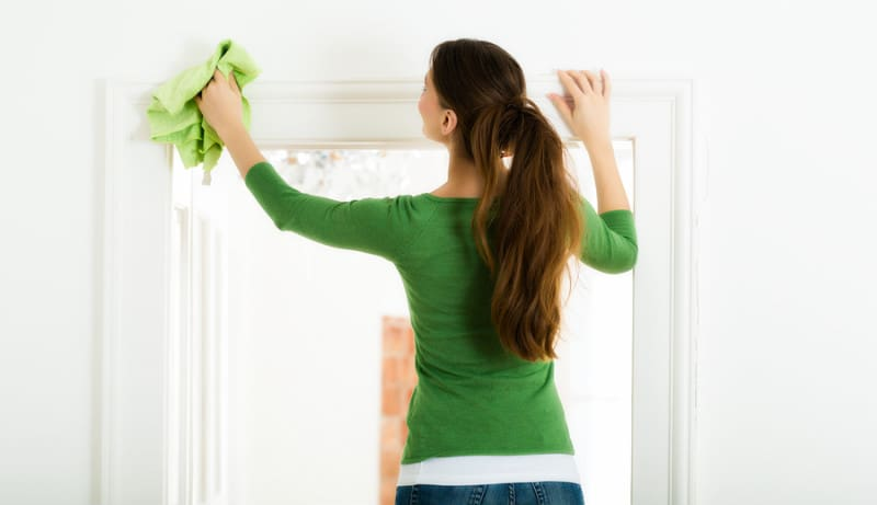 Use Microfiber Cloths To Clean Your Window