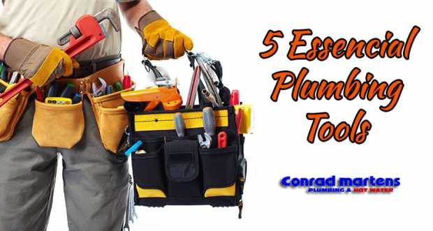 5 Basic Plumbing Tools: Top Picks For Home Use!