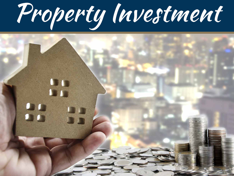 5 Reasons Why You Should Choose Property Investment