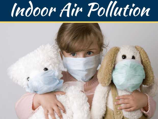 5 Simple Ways To Limit Indoor Air Pollution