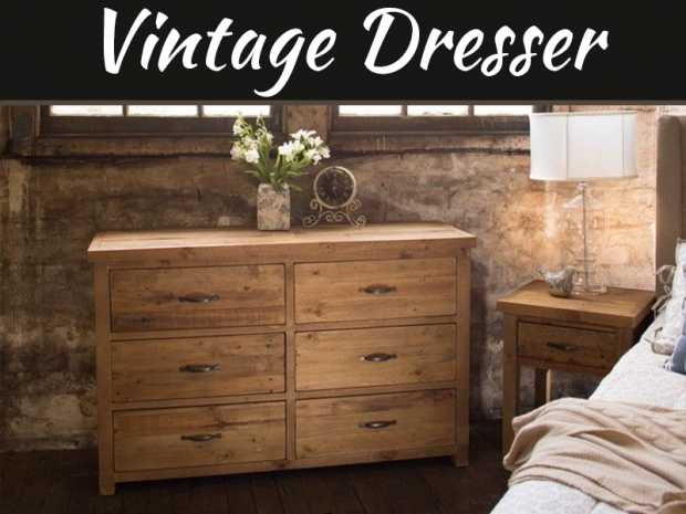 5 Ways To Update An Old Dresser Or Chest