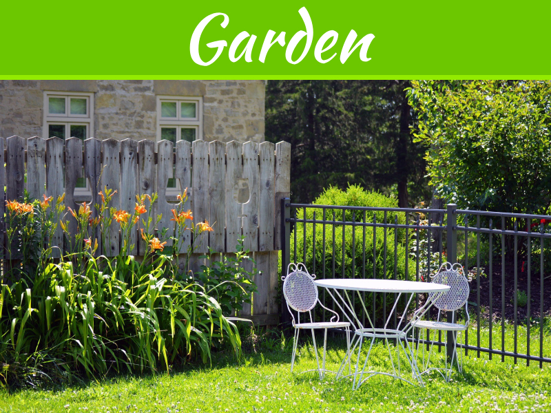 8 Ideas To Make A Small Garden Look Bigger