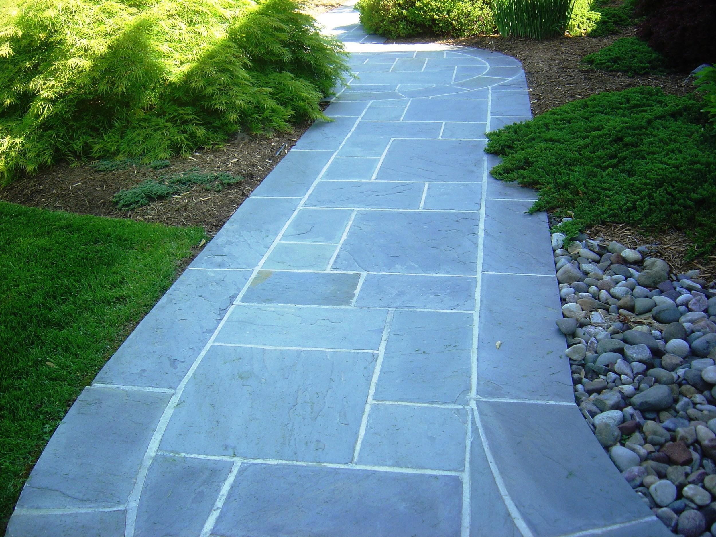 Sidewalk Stones Pathways
