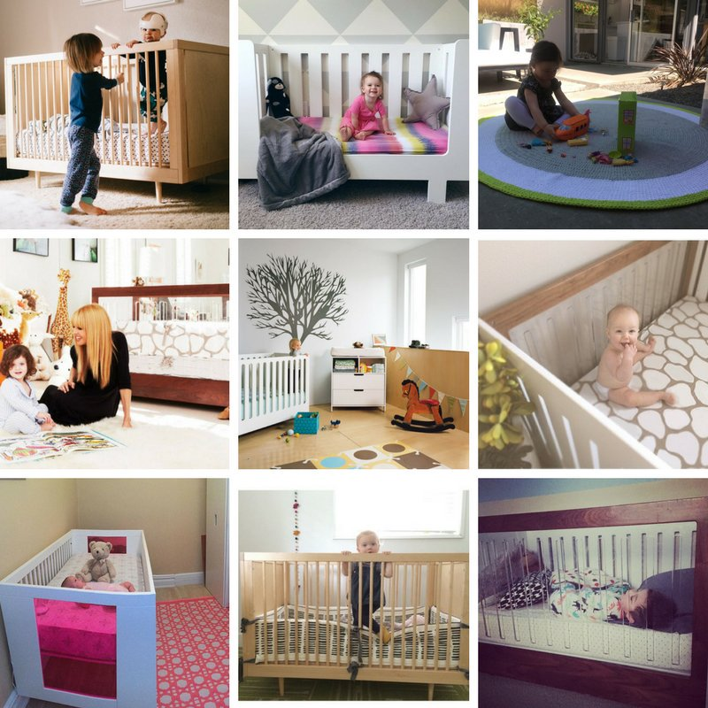 Environment-Friendly Nursery Furniture