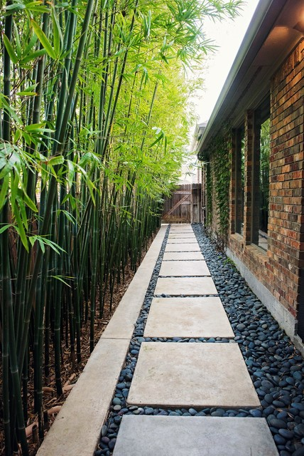 Paver Blocks Walkway