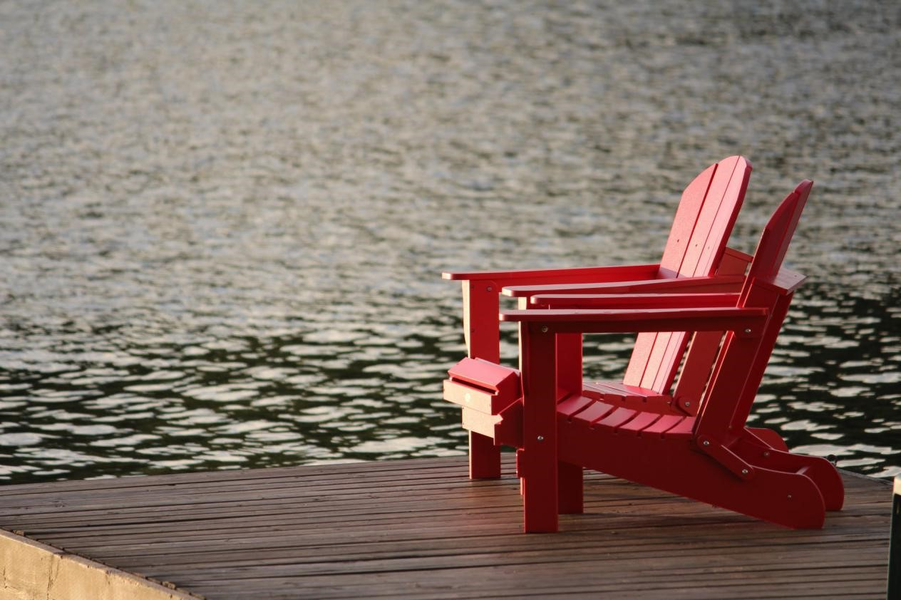 The Versatility Of The Adirondack chair