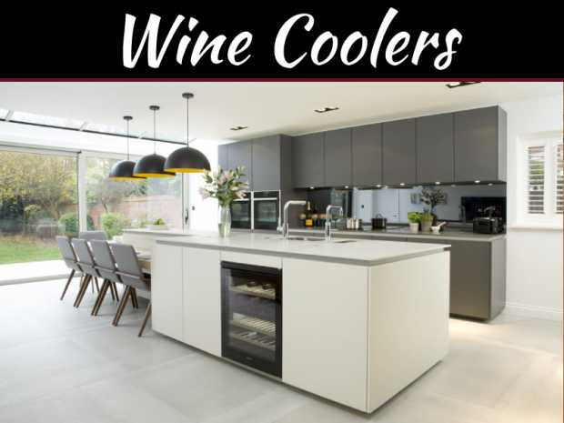 Built-In Wine Coolers Add Style And Elegance To Your House