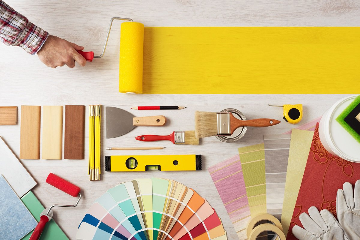 Paint An Unexpected Object