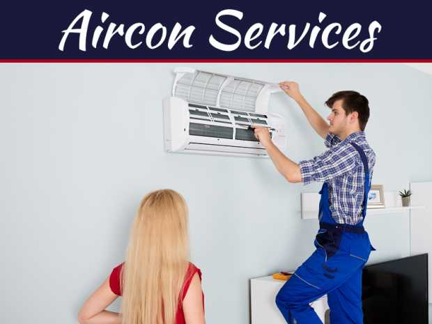 Experience The Best Aircon Services In Singapore