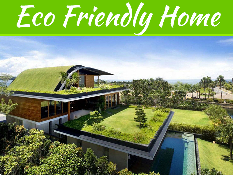 Going Green: How To Build Your Home Eco Friendly