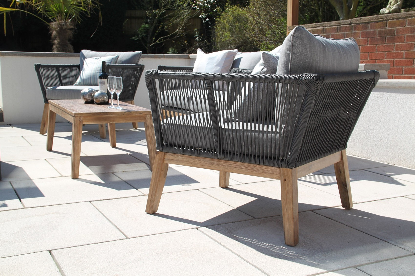 Rope Garden Furniture