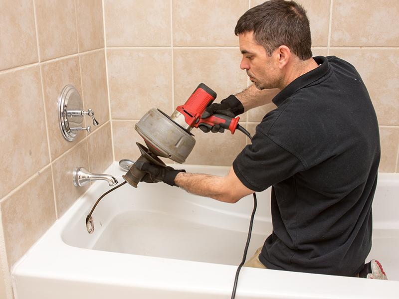Plumbing Sewer Snake