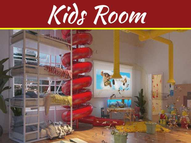 Stuck For Inspiration For A Kid's Room? Ask The Kids!