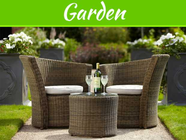 The Latest Trend In Outdoor Living – Rope Garden Furniture