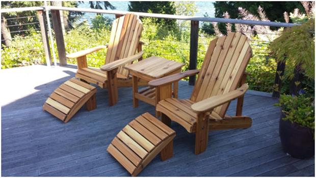 Adirondack Patio Chairs
