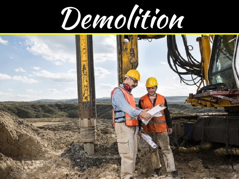 What Is The Importance Of Professional Industrial Demolition Services?