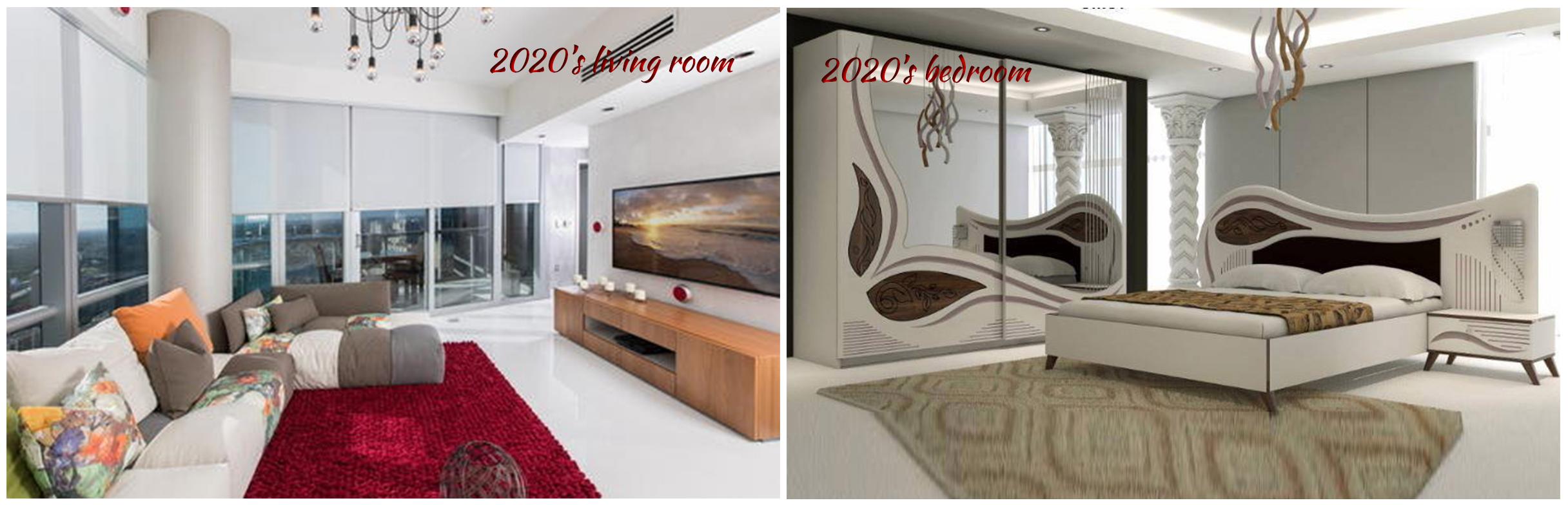 2020's Upcoming Interior Design
