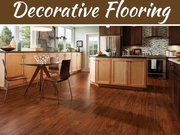 4 Decorative Flooring Ideas To Increase Your Home's Aesthetic