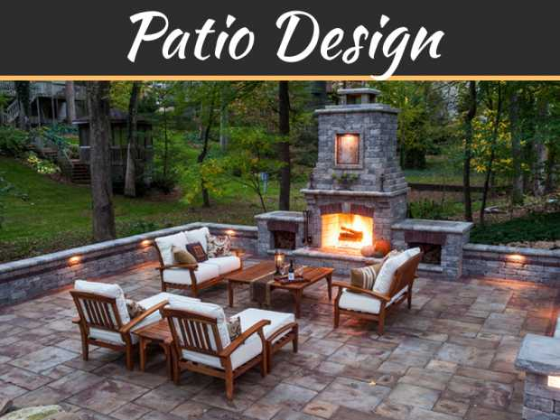 4 Fantastic Flooring Options For Summer Party Patios