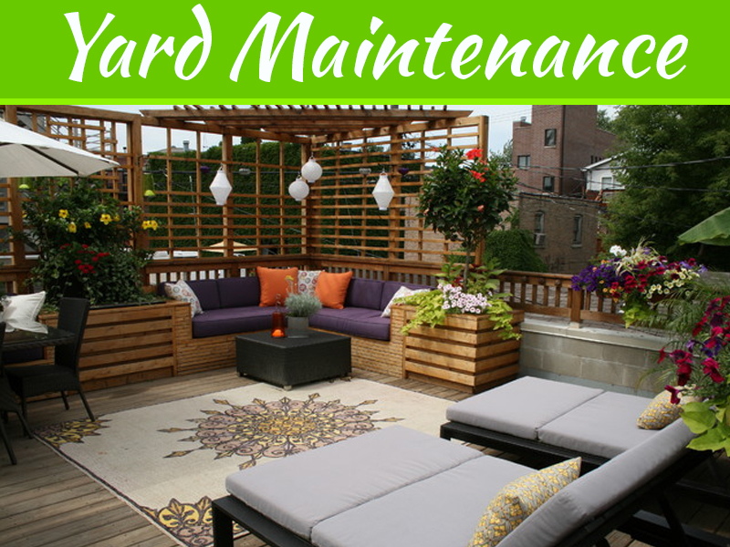4 Ways To Add Hardscaping For Lower Yard Maintenance