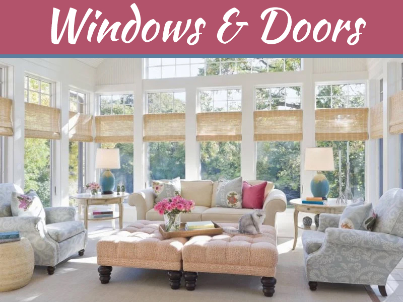 4 Ways Windows Can Create A New Look For Your Home