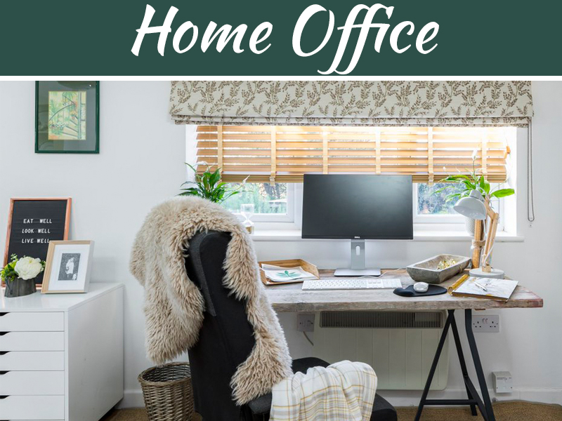 5 Most Important Things To Have For Your Home Office