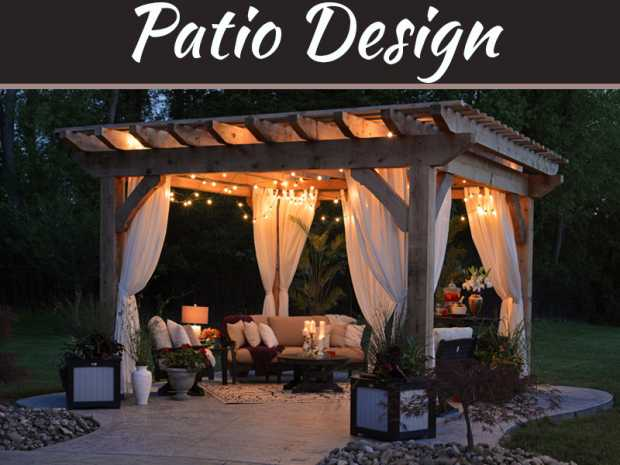 5 Simple Woodwork Ideas for A Summer Patio