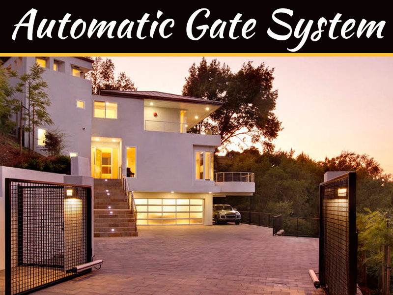 7 Reasons To Have An Automatic Gate System