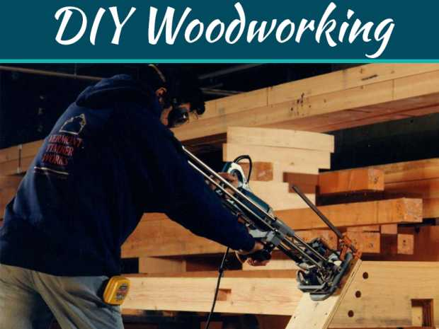 A Drill Press Can Help You With Your DIY Woodworking Projects