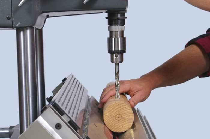 Advantages Of Using Drill Press