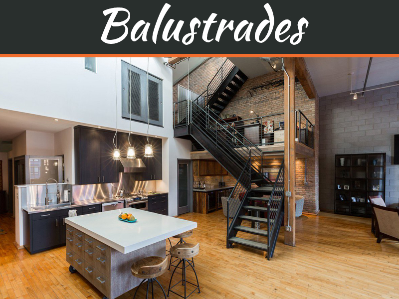 Balustrades: A Surprising And Tasteful Addition To Your Home