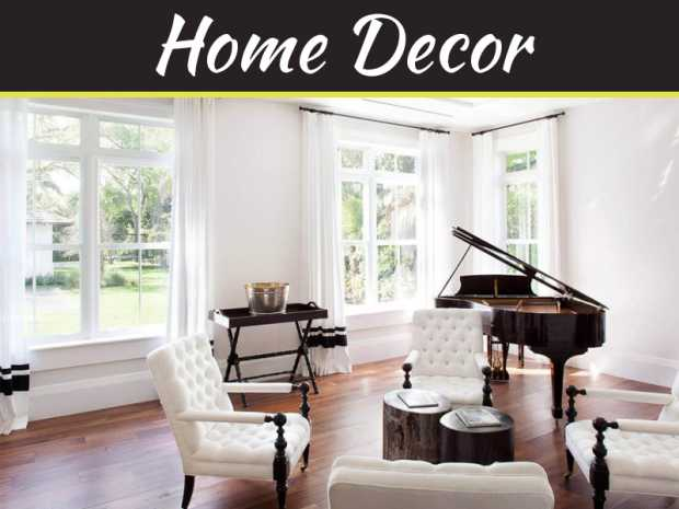 Decorating A Room With A Piano In Mind