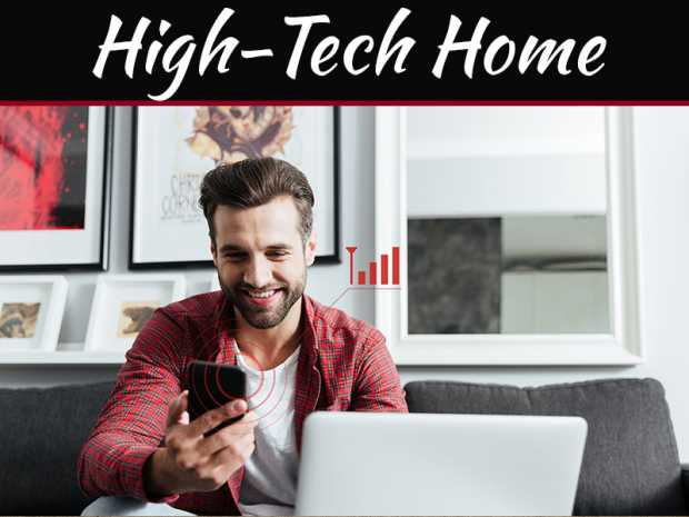 Essential Upgrades For A High-Tech Home