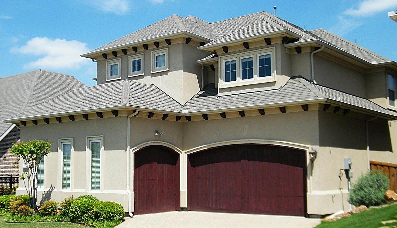 Garage Door Colour