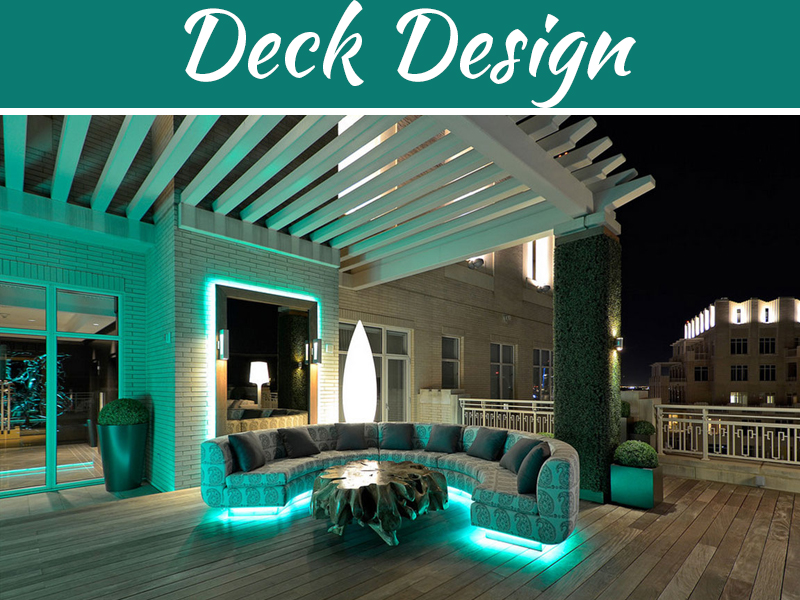 How To Beautify Your Deck For The Coming Summer Holidays