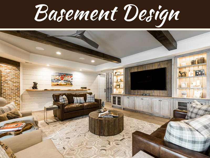 How To Create A Unique And Family-Friendly Basement