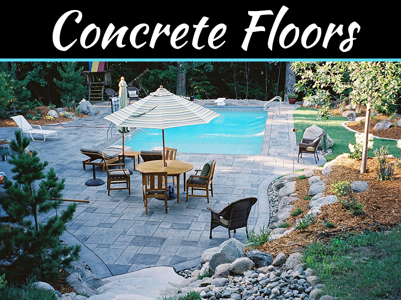 Improve The Beauty And Durability Of Your Home With Concrete