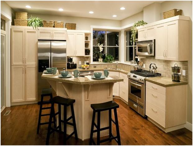 Kitchen Pantry And Island My Decorative
