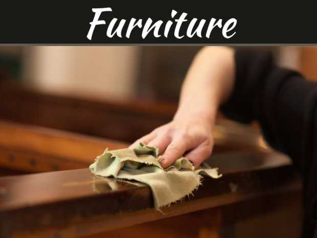 Old Furniture? When To Restore And When To Replace It
