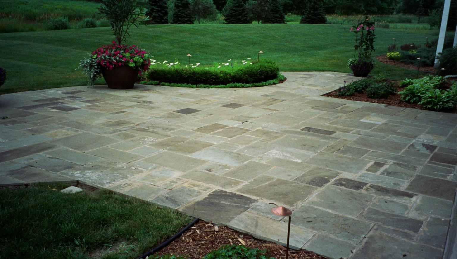 Outdoor Concrete Floors