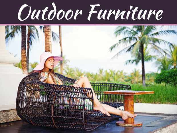 Outdoor Furniture Shops Provide Elegant Outdoor Furniture Collection