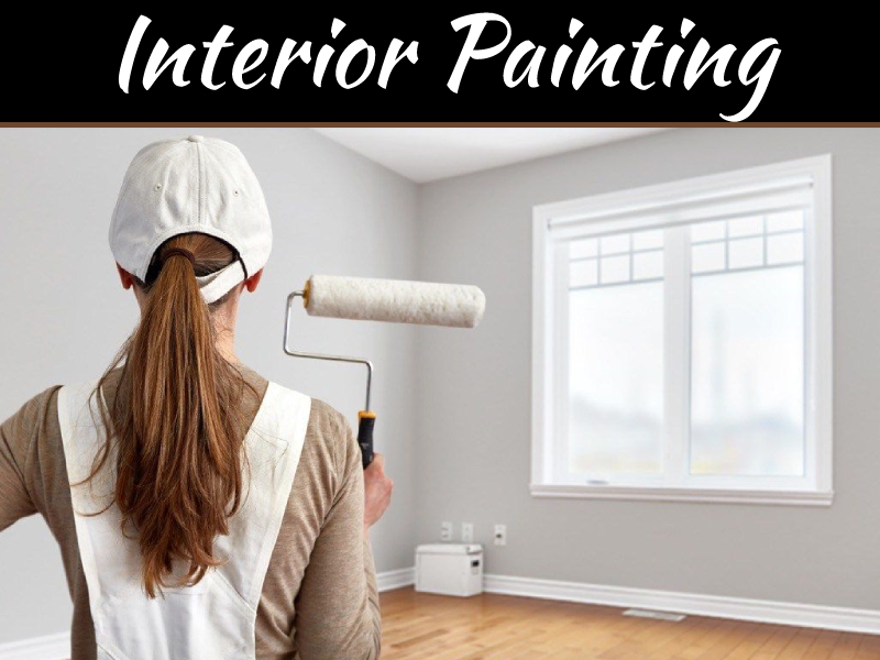 Planning To Paint The Interiors Of Your House