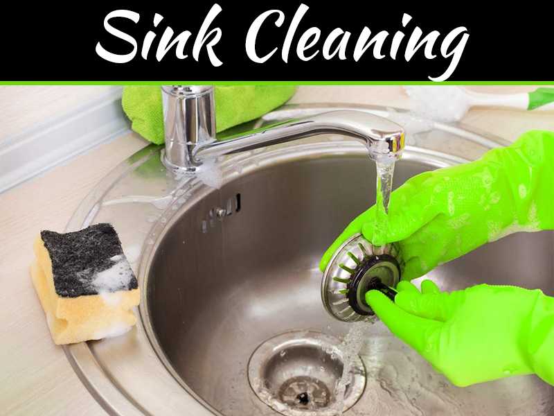 Secretes To Keep Clean Your Kitchen Sink