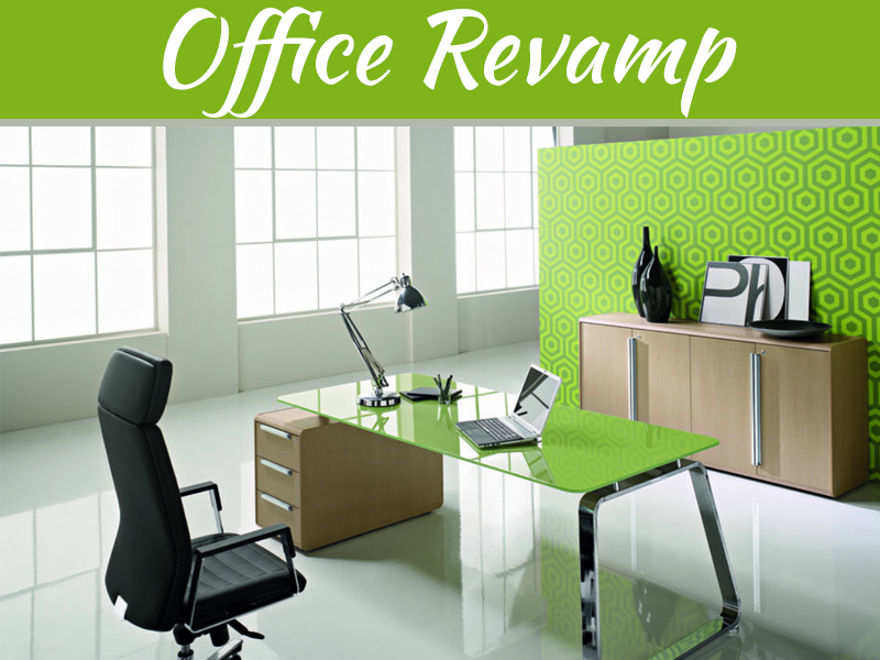 Spruce Up! 7 Easy Updates To Revamp Your Office