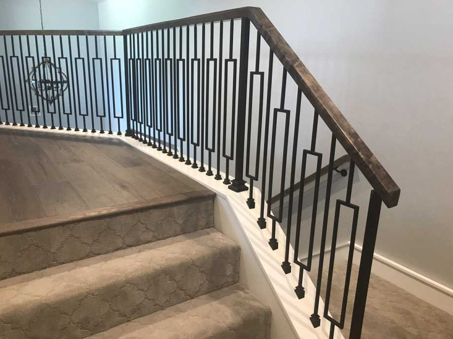 Replace Your Stair Rail