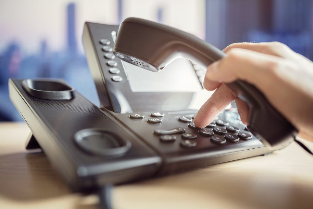 Telephone/ VoIP